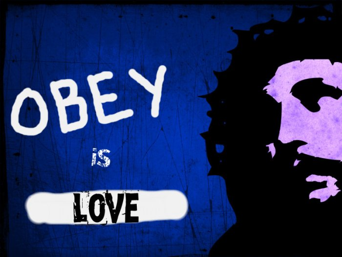 Obey is Love